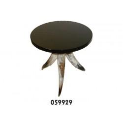 طاولة زاوية خشب