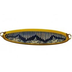 Glass plate-Brass Casting
