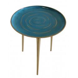 طاولة زاوية مينا - صغير