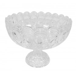 Angelica Large Bowl with Foot